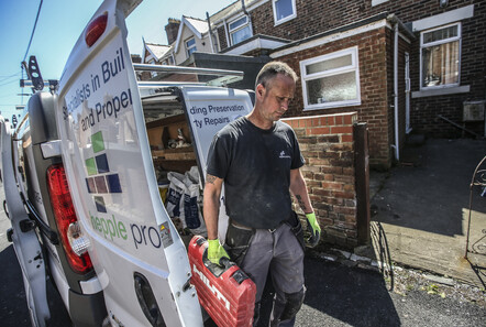 PROPERTY REPAIRS IN NEWCASTLE AND DURHAM