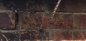 crack stitching repairs to masonry