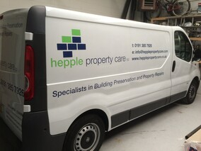Hepple Property Care in Houghton Le Spring