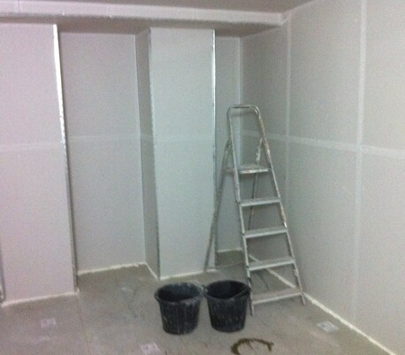 Basement Waterproofing continued